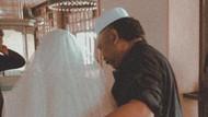 Dikenal Tegas dan Galak, Video Ayah Nangis Saat Ijab Kabul Putrinya Viral
