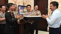 Cerita tentang Kejutan Kapolri di Ultah Panglima TNI Ke-56