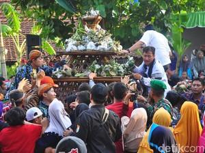 Ampyang Maulid, Tradisi Syukuran Maulid Nabi Muhammad di Kudus