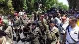 Parade Juang Ingatkan Bersatunya Bangsa Indonesia Melawan Penjajah