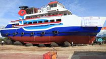 Dukung Pariwisata Danau Toba, Kemenhub Bangun Dua Kapal Baru