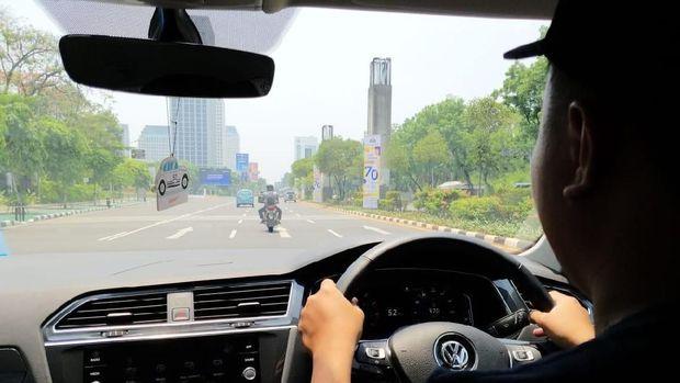 Test drive VW Tiguan Allspace