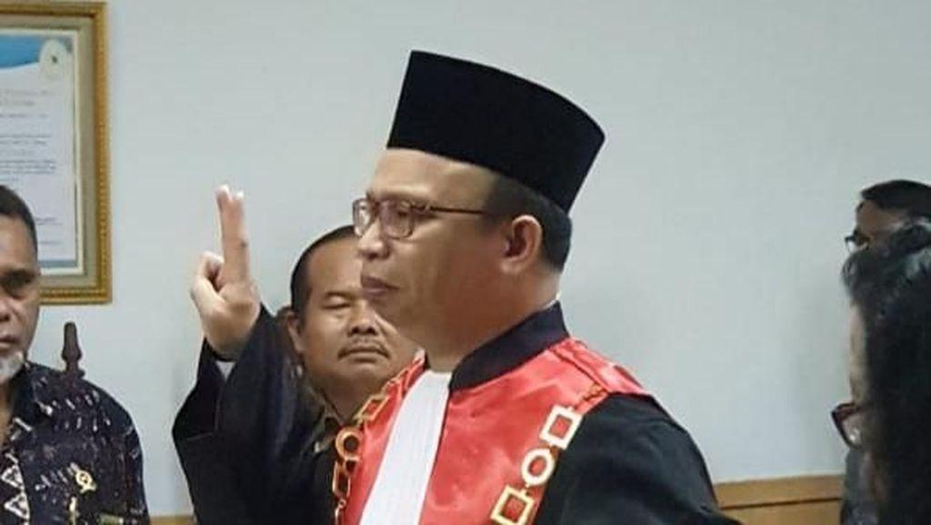 Derman: Dulu Cleaning Service Digaji Rp 52 Ribu, Kini Wakil Ketua Pengadilan