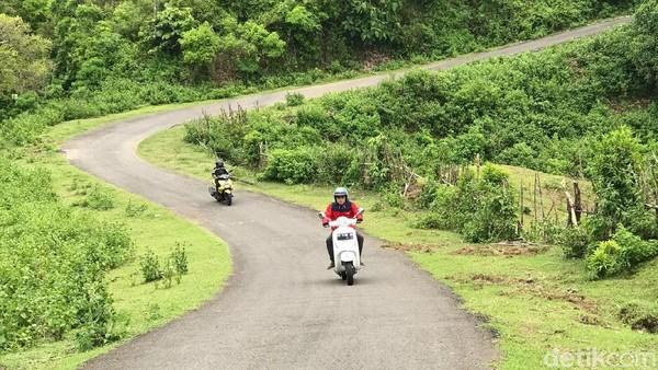 Kawasan Monumen Paccekke ini juga sering dijadikan tempat perkemahan bagi Pramuka dan komunitas travelling. Lokasi ini juga jadi tempat favorit beberapa komunitas bikers. (Muhammad Nur Abdurrahman/detikcom)