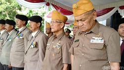 Pejuang Perang Kemerdekaan di Klaten Tersisa 160 Orang