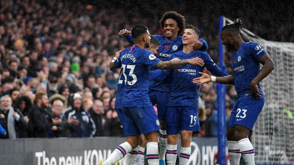 Chelsea Menanti Putusan Banding Terkait Larangan Transfer