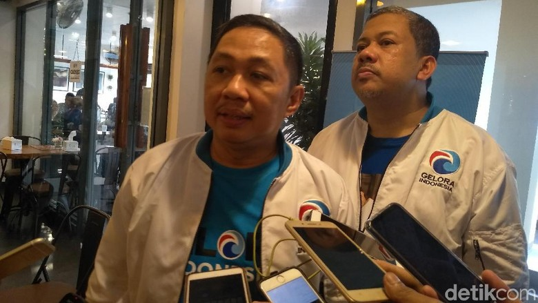 Partai Gelora dan Cerita Lama Faksi Sejahtera