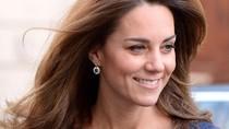 Foto: Kate Middleton Memesona dengan Anting Warisan Putri Diana
