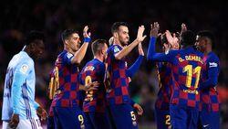 Desember yang Berat, Desember yang Bikin Barcelona Antusias