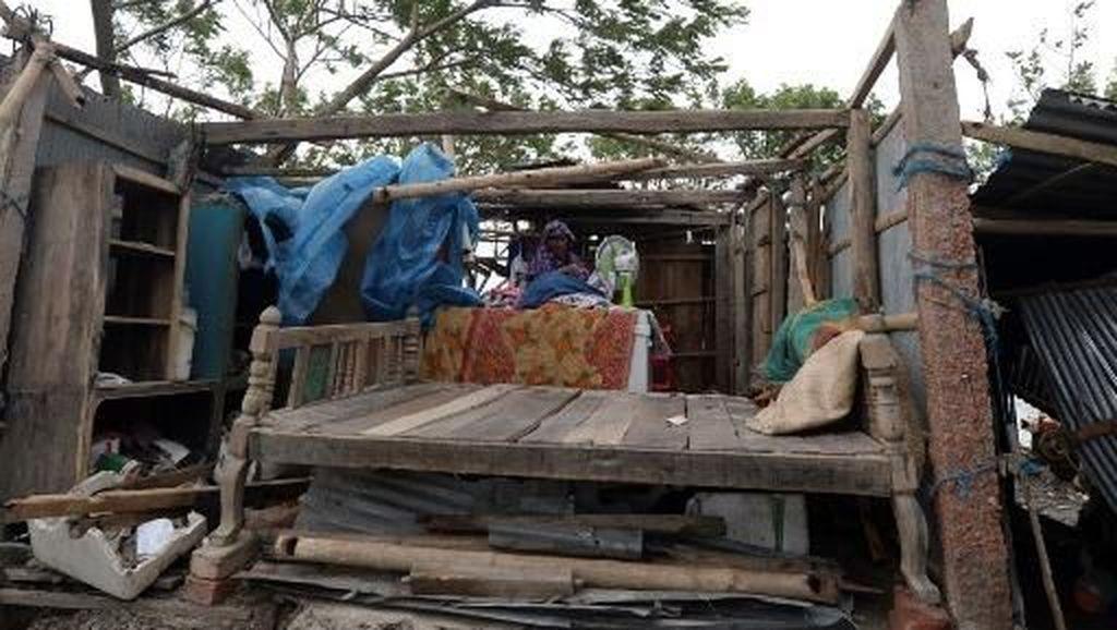 Topan Bulbul Hantam India-Bangladesh, 14 Orang Tewas