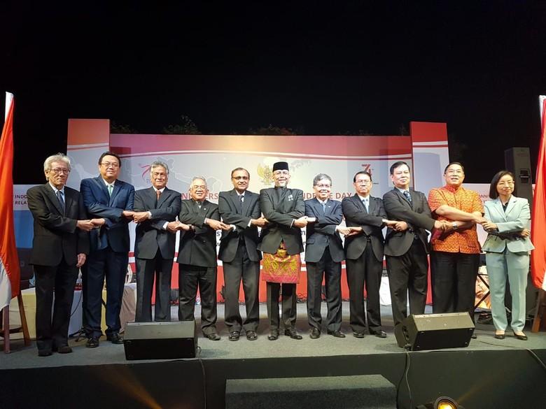Kuliner Nusantara Meriahkan Perayaan 70 Tahun Hubungan RI-India di New Delhi
