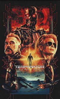 lustrator Indonesia Harumkan Bangsa Lewat Poster 'Terminator: Dark Fate'