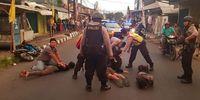 Polisi Tangkap Kelompok Bermotor yang Resahkan Warga Sukabumi