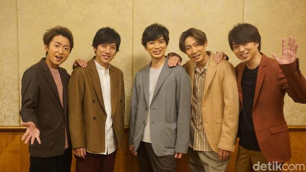 Kekuatan J-Pop Dibandingkan K-Pop Menurut Arashi