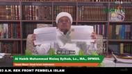 Habib Rizieq Bicara Pencekalan, Mahfud Md Meragukan