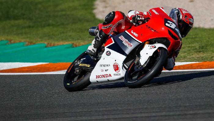 Mario Suryo Aji di CEV Moto3