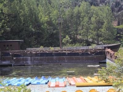 Kampung Gajah: Sempat Ramai, Pailit, Lalu Jadi Rumah Hantu