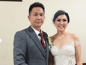 Delon Menikah Lagi, Lihat Penampilan Cantik Istrinya Aida Chandra