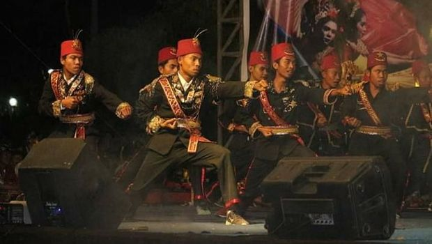 Konser Tari Khas Suku Sasak Digelar di Lombok