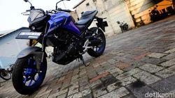 Review Yamaha MT 25, Naked Bike Melawan Gempuran Sport Bike