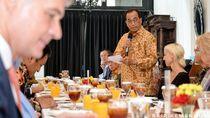 Temui Sejumlah Dubes, Menhub: Kolaborasi Dapat Atasi Ancaman Maritim
