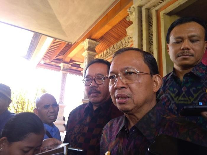 Gubenur Bali Wayan Koster Foto: Aditya Mardiastuti/detikcom