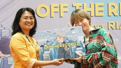 Alasan Ria SW Pilih Surabaya untuk Rilis Perdana Off the Record 2