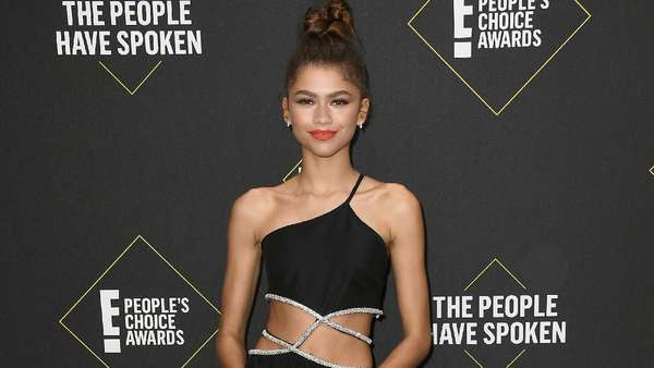 Zendaya Bersinar di People Choice Awards 2019
