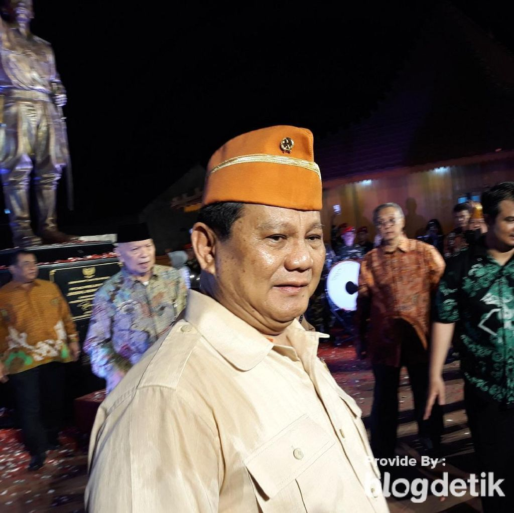 Prabowo Bicara Pertahanan Rakyat Semesta, Adakah Potensi Perang?