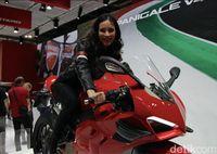 EICMA 2019: Ducati Panigale V4 Bikin 'Deg-degan'