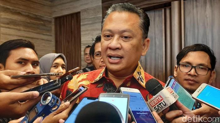 Ketua MPR Bambang Soesatyo/Foto: Lisye Sri Rahayu-detikcom