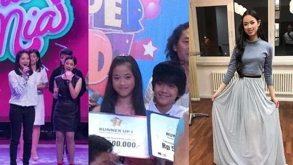 Perjalanan Claudia, dari Gadis Biskuat hingga Juara The Voice Jerman