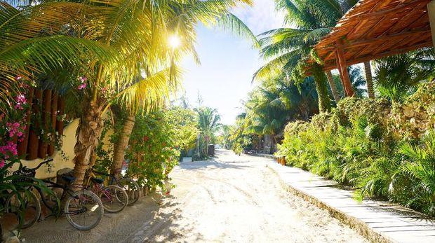 Jaga Alamnya, Pulau Ini Tolak Penggunaan Mobil
