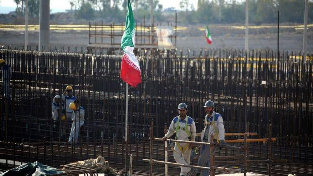 Iran dan Rusia Resmikan Fase Baru Pembangunan Reaktor Nuklir