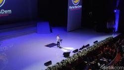 Jokowi Tegaskan Koalisi Rukun: Yang Mega Tak Salami Paloh itu Terlewat Saja