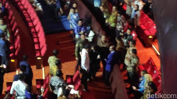 Jokowi dan Surya Paloh (Dok. detikcom)