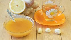 Racik Teh Bawang Putih untuk Redakan Flu hingga Sehatkan Jantung