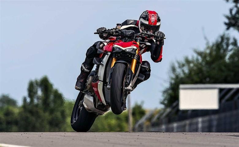 Ducati Streetfighter V4. Foto: Dok. Ducati