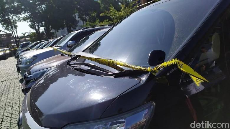 Komplotan Pencuri Mobil Polda Jabar