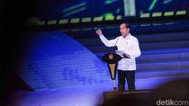 Seluruh Laut RI Perlu Dijaga, Jokowi: Jangan Bicara Natuna Terus