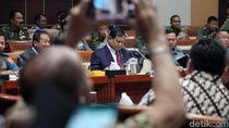 Saat Anggota F-PKS DPR Panggil Prabowo Sekutu dalam Rapat Kerja