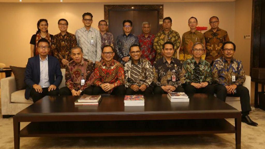 Kumpul di Jakarta, Para Diplomat Diberi Bekal soal Ekspor Andalan RI