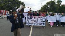 Refleksi Hari Pahlawan, Mahasiswa Ciamis Tolak Kenaikan Iuran BPJS