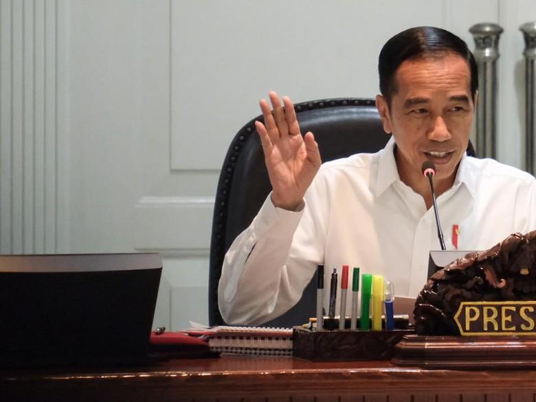 Evaluasi Pemilu, Jokowi Bicara Opsi Revisi UU