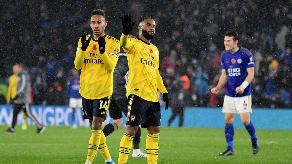 Arsenal Krisis Pede Setelah Dikalahkan Leicester, tapi Enggak Lama kok