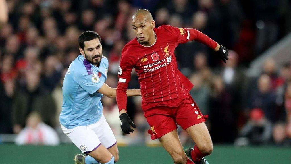 Isu Liverpool Juara Andai Liga Disetop, Guendogan: Aku Sih Yes