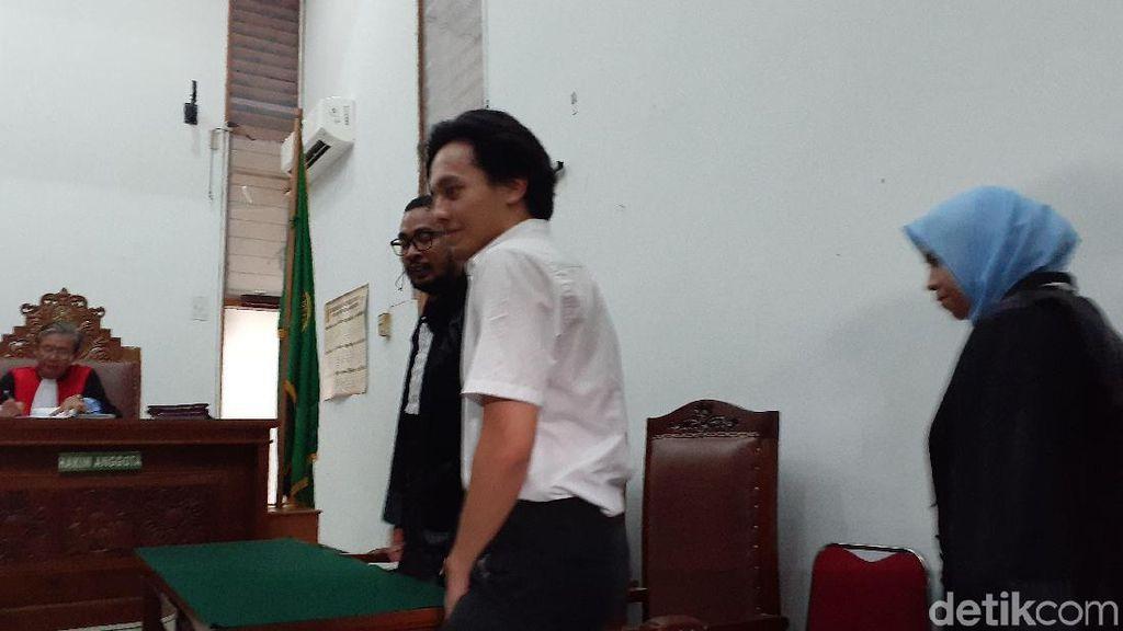 Jefri Nichol Divonis 7 Bulan, Habiskan Sisa Masa Pidana di Panti Rehab