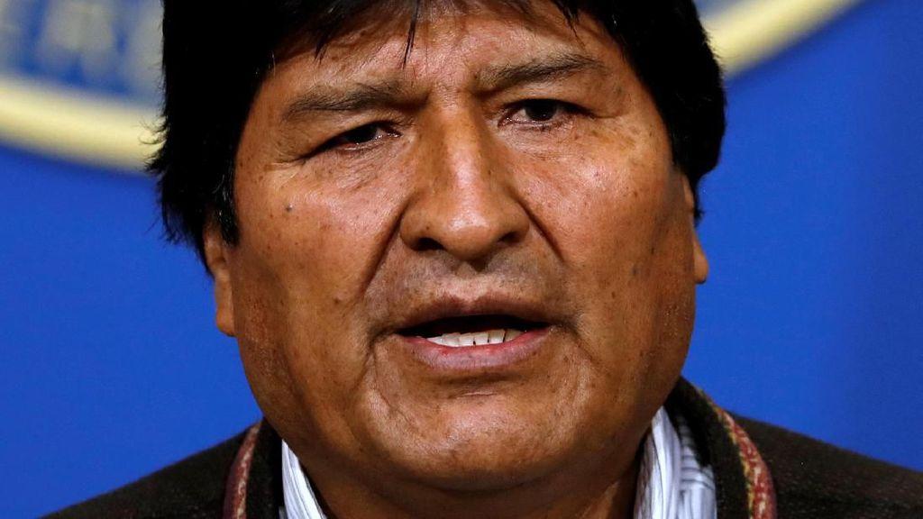 Morales Pergi ke Meksiko Usai Mundur, Bolivia Segera Pilih Presiden Baru