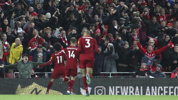 Jose Mourinho menilai Liverpool punya kualitas untuk jadi juara Liga Inggris musim ini.