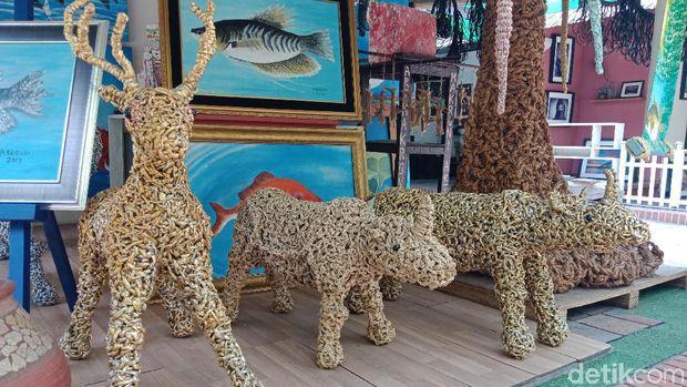 Menikmati Wisata Seni di Pasar Seni Ancol